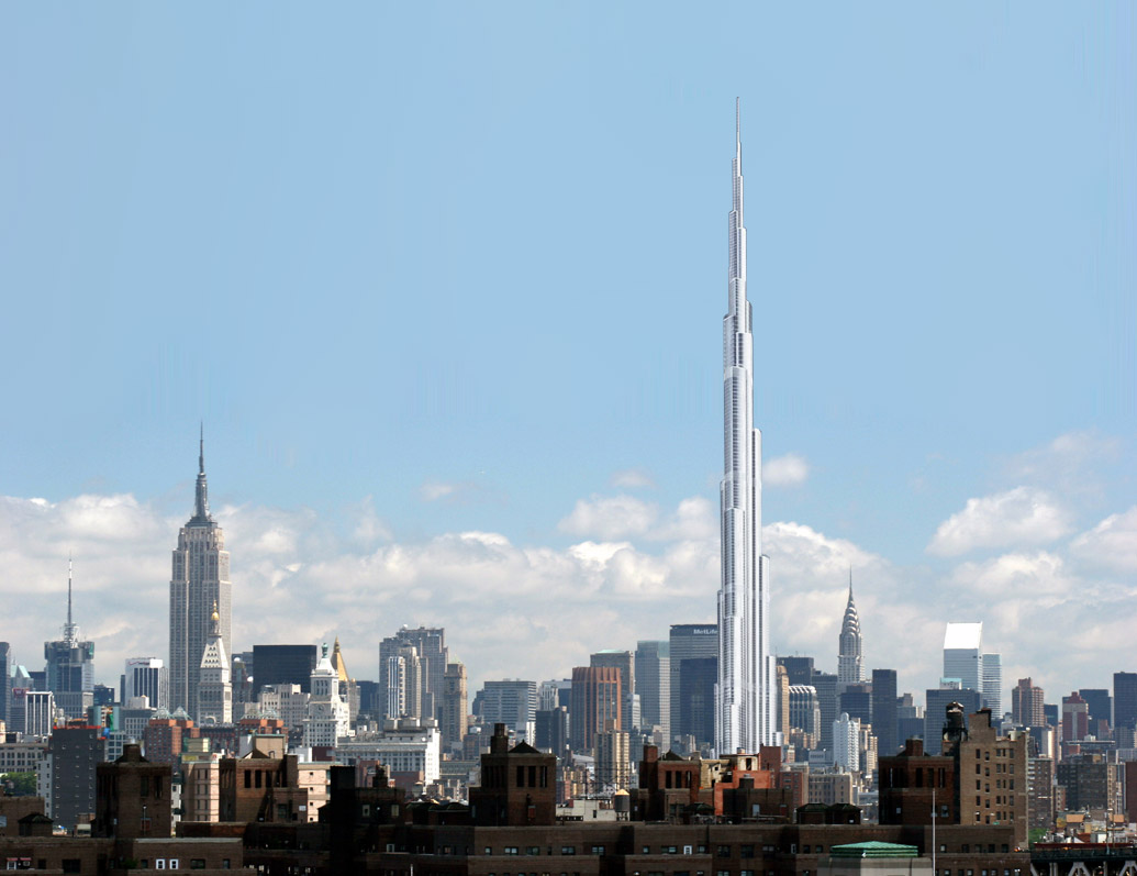 Burj Floor Plan